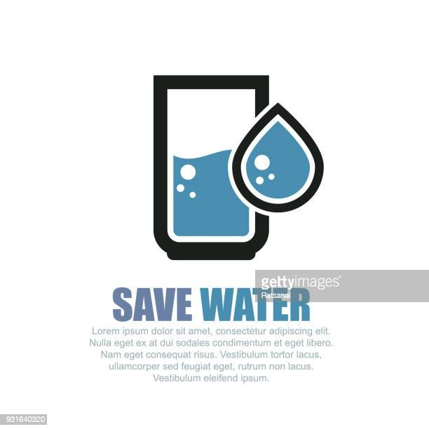 Save drinking water