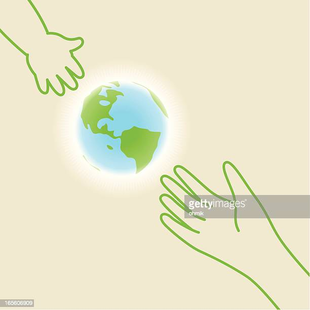 Save the planet for children