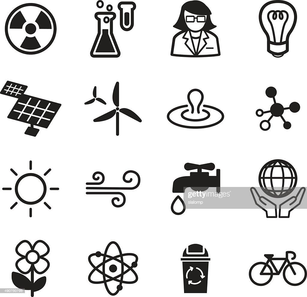 Save world icon set