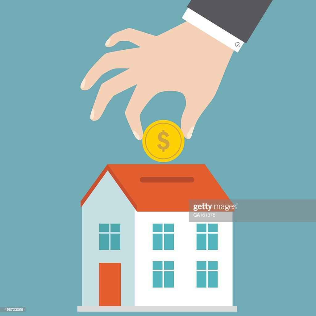 Saving money for a house