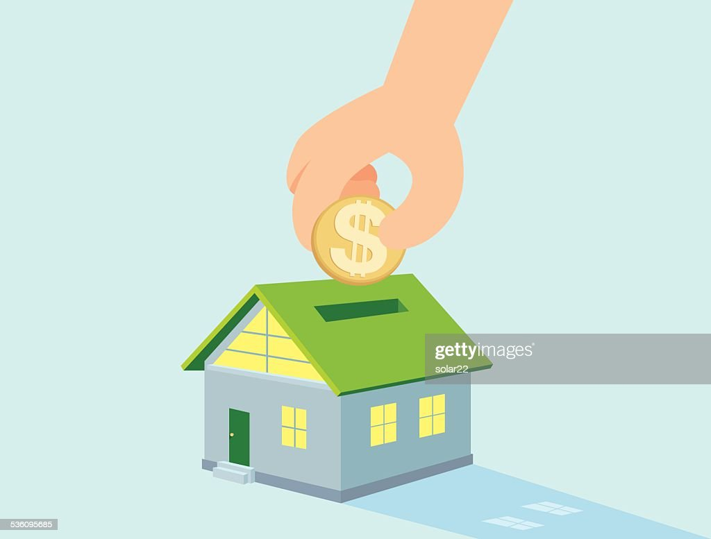 Saving money for buy house