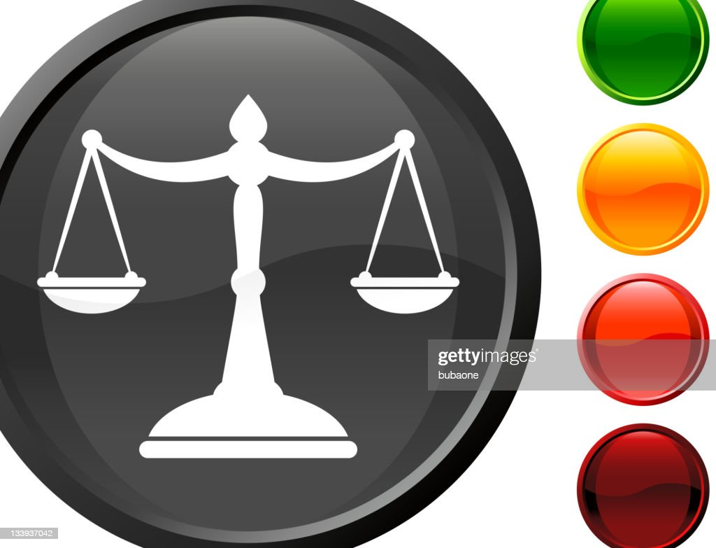 scales of justice internet royalty free vector art