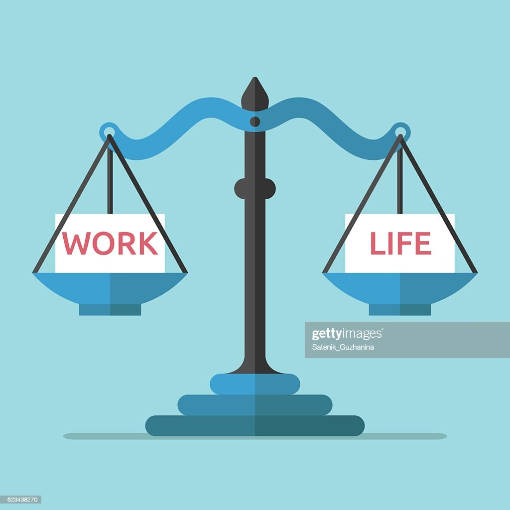 Scales, work and life