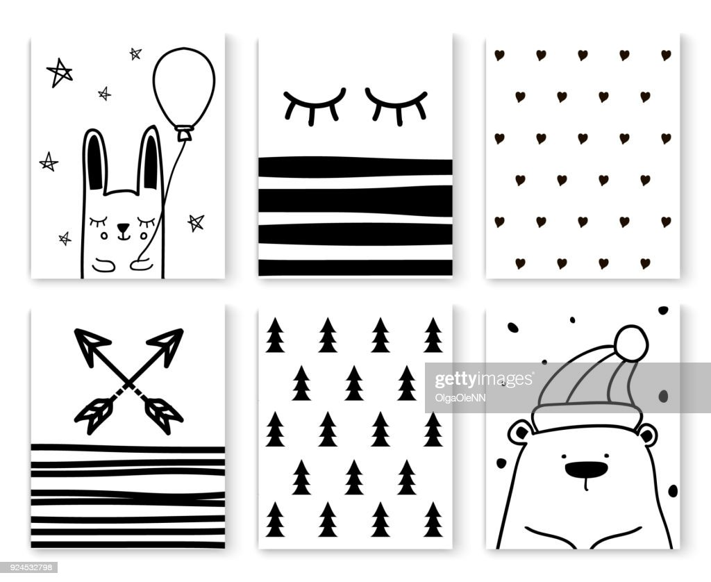 Scandinavian pattern 1