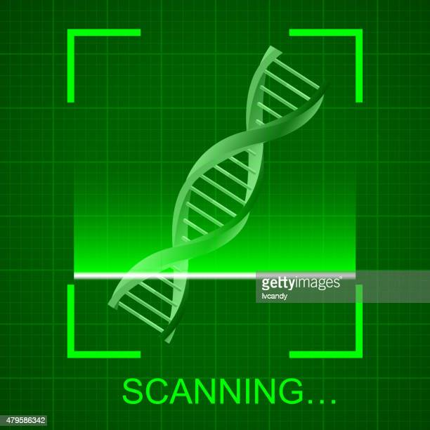 Scanning the DNA
