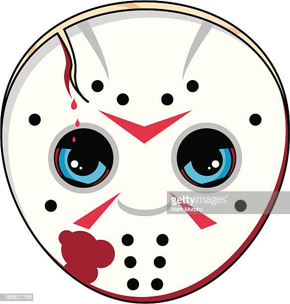 Scary Serial Killer Mask