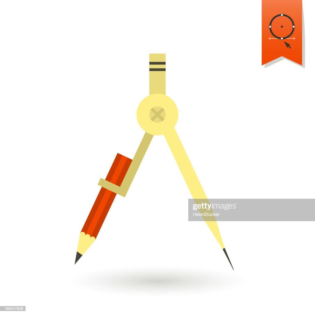 Schule und Bildung Icons : Vektorgrafik