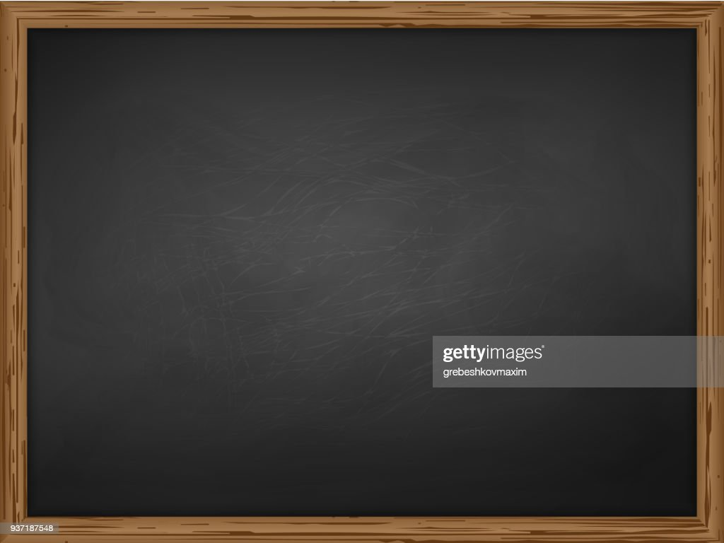 school chalkboard background