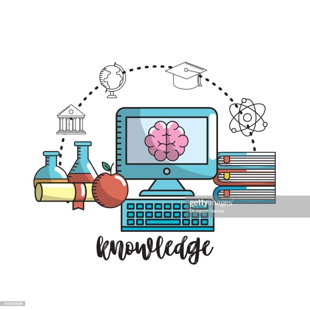 school knowledge utensils to education learn