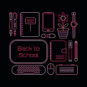 School Supplies / Back to School