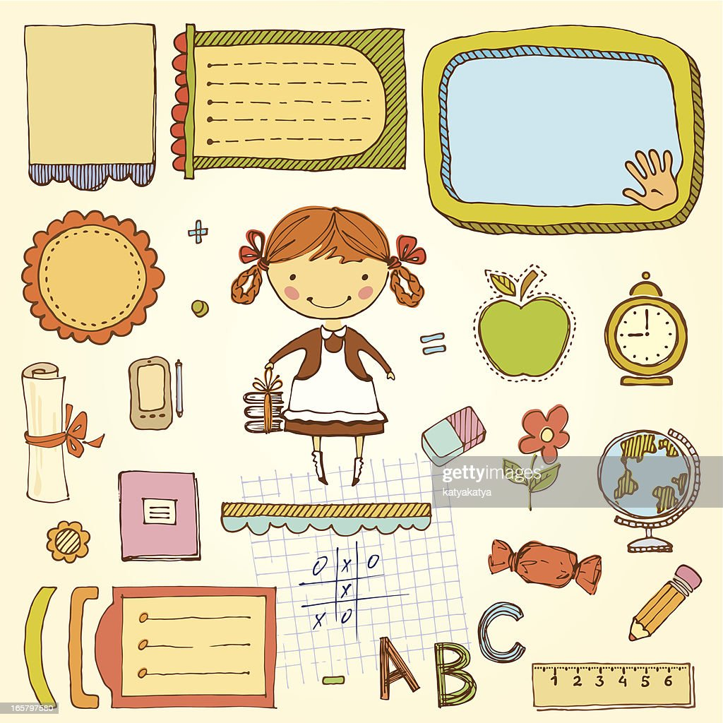 Schoolgirl Set