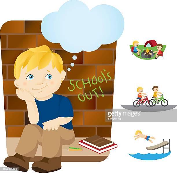 School's Out Daydream Boy
