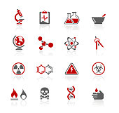 Science Icons // Redico Series