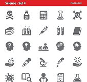 Science Icons - Set 4