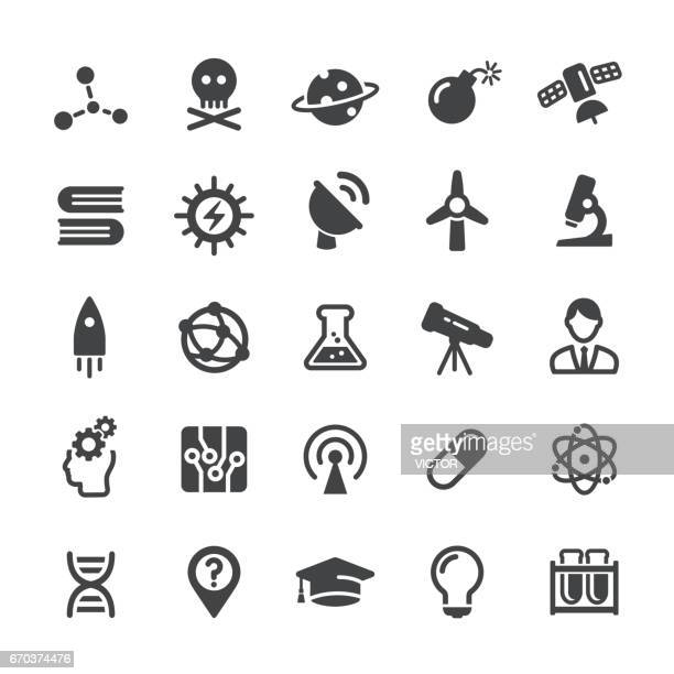 Science Icons - Smart Series