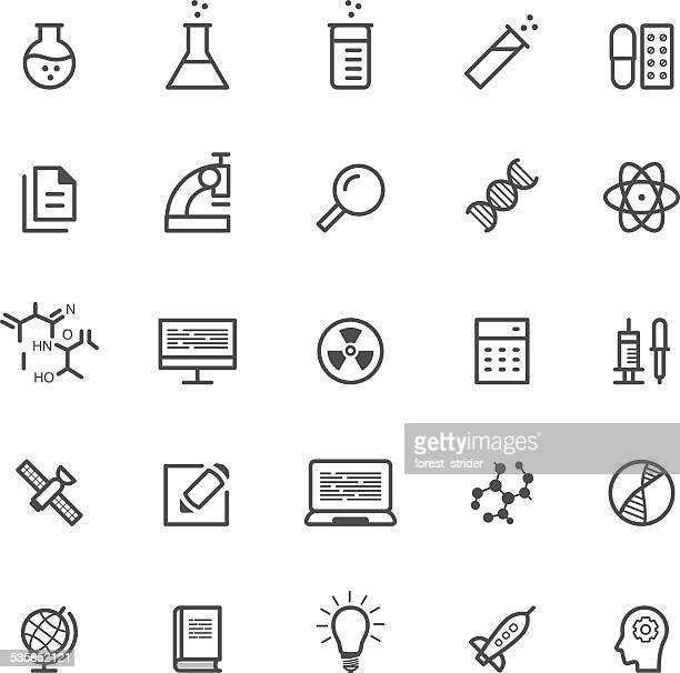 science & physics icons - blood test stock illustrations, clip art, cartoons, & icons