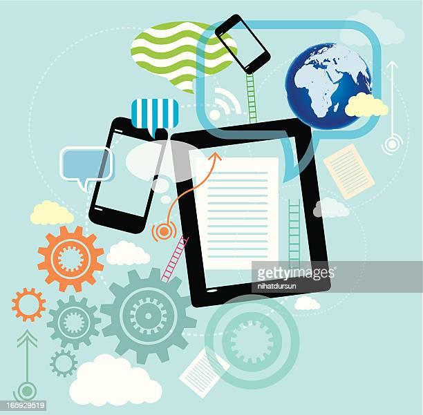 Scientific cloud computing