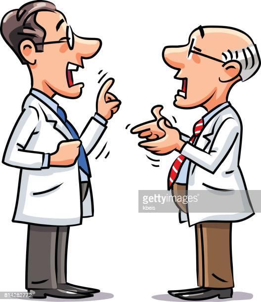 科学者の議論