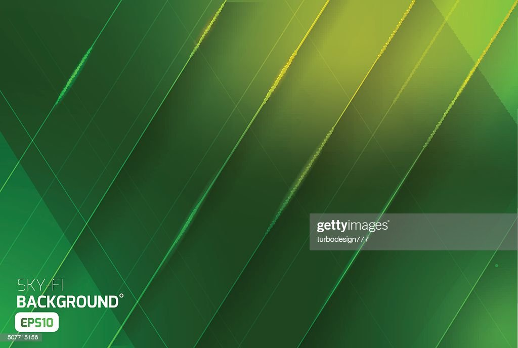 Sci-fi vector abstract background