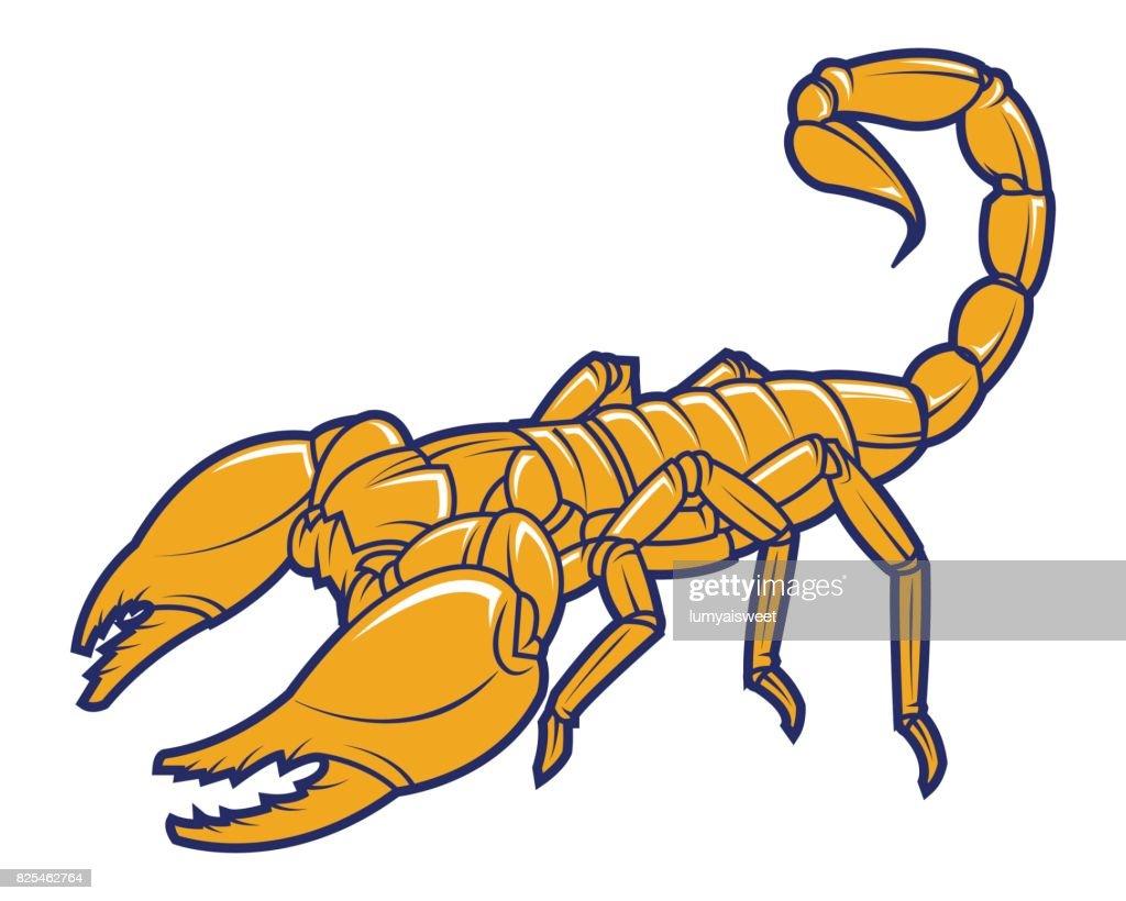Scorpion icons