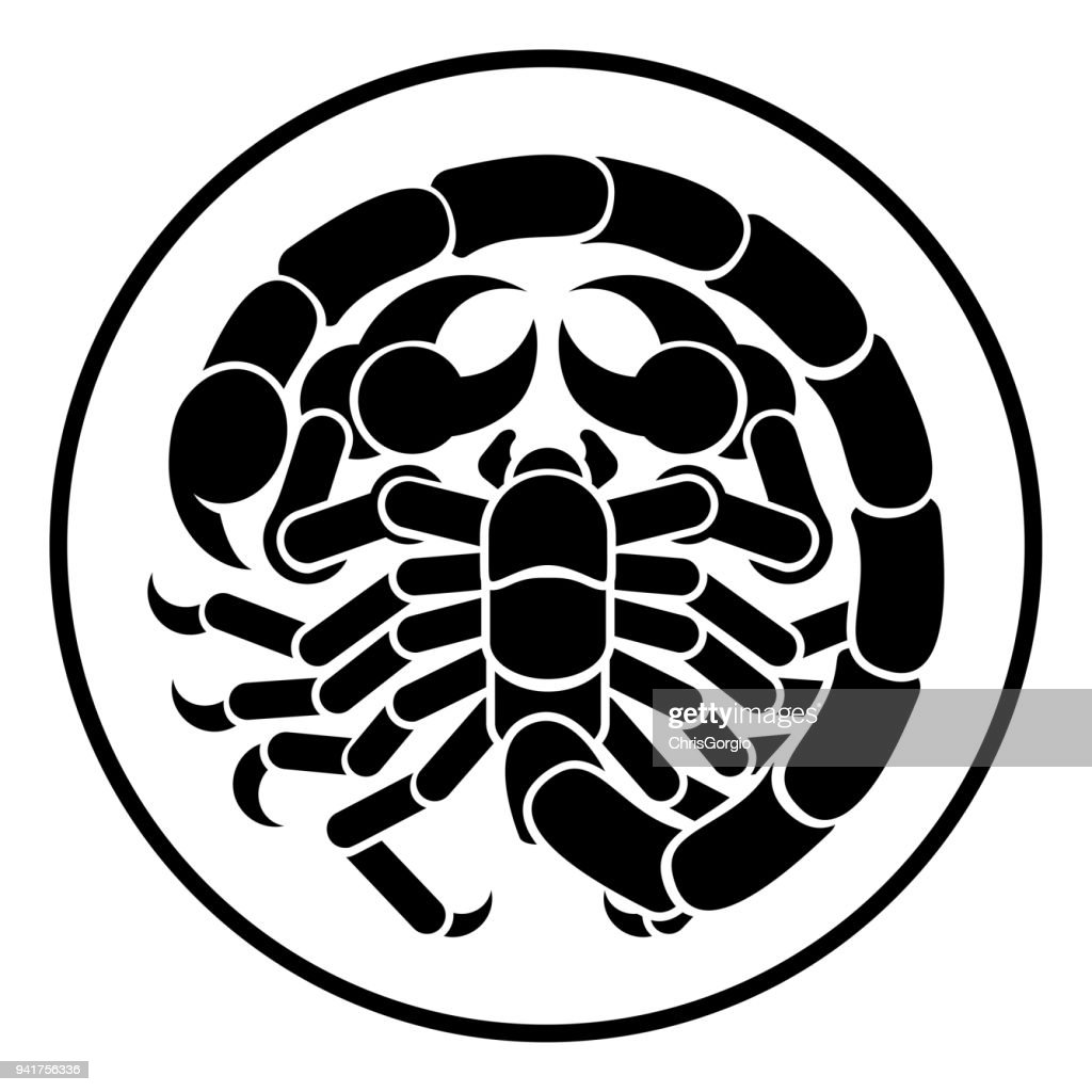 Scorpion Scorpio Zodiac Horoscope Astrology Sign