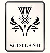 Scotland Sign