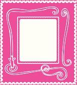 Scrapbook Frame ( Vector )
