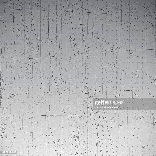 scratched background - metal stock illustrations