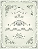 Scroll Set and Blanc Certificate