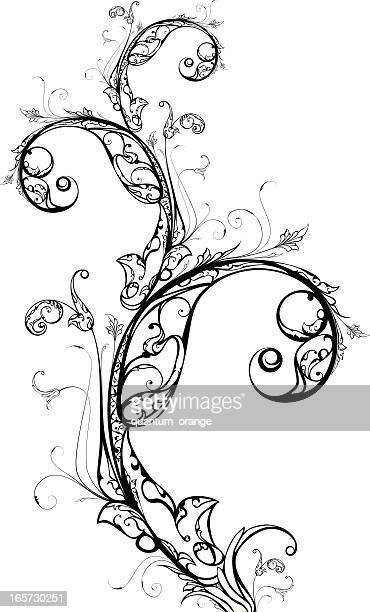 Scrollwork  Swirl