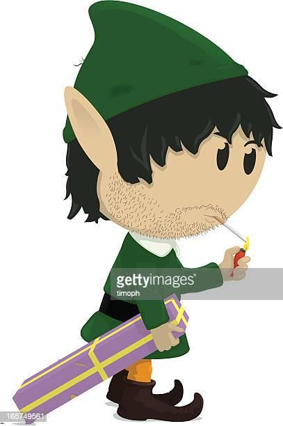 Scruffy Elf