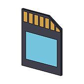 sd card icon image