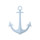 Sea anchor, onboard element of ship, boat, water transport