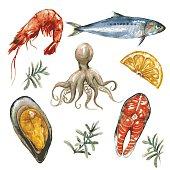 Sea Food Set