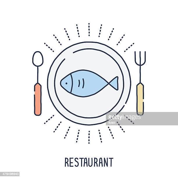 Meer Essen-Symbol