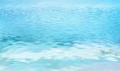 Sea Vector Background