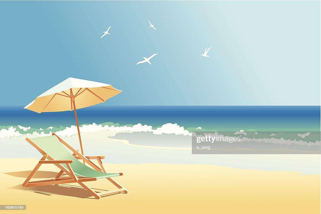 sea : stock illustration