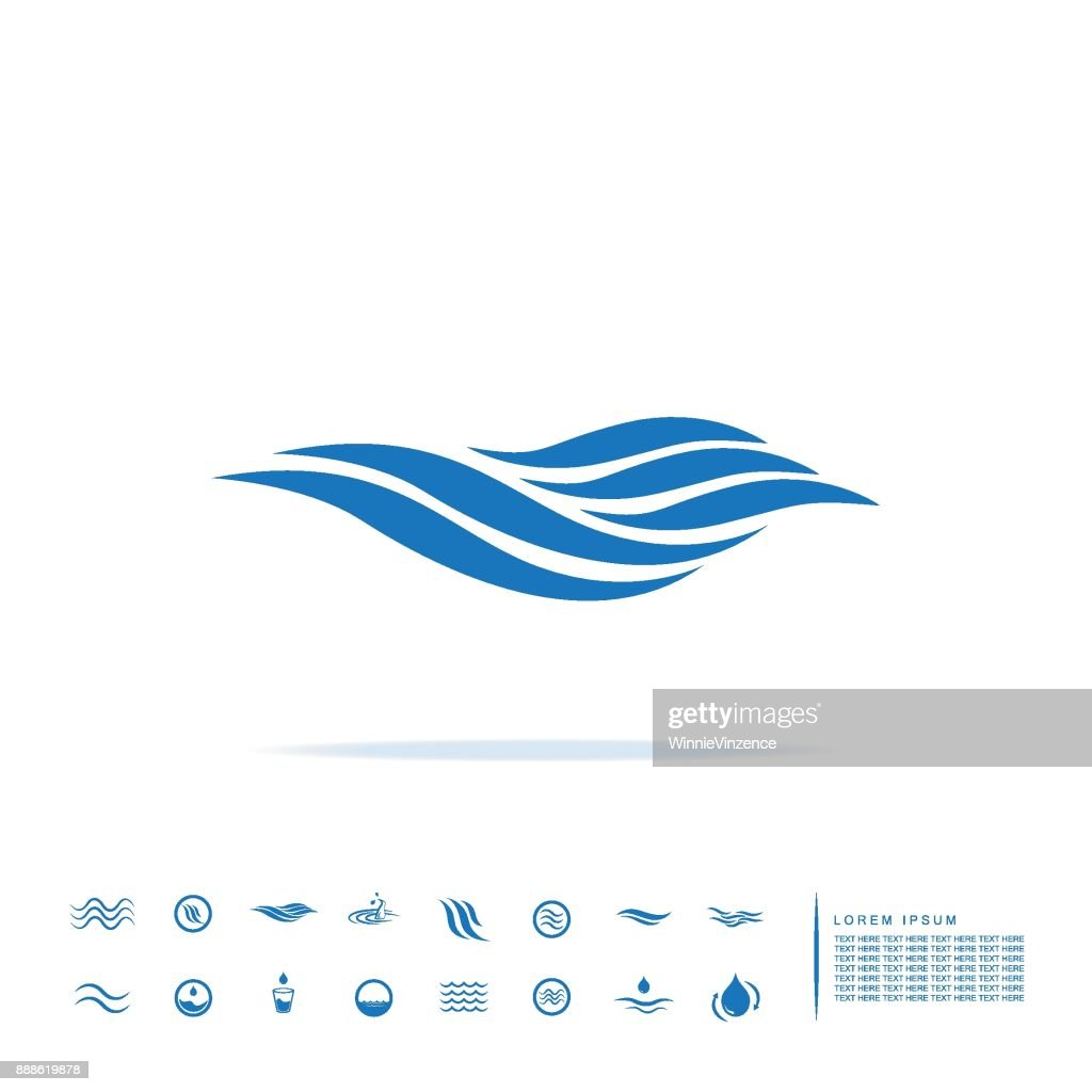 sea wave icon