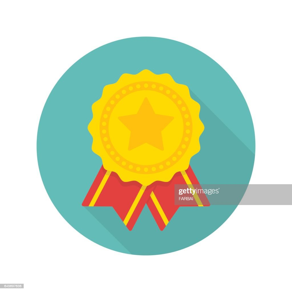 Seal ribbon vector