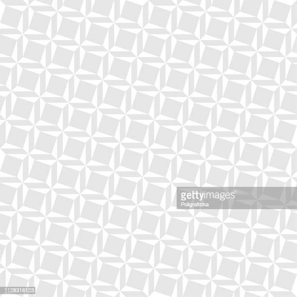 Seamless abstract background pattern - gray wallpaper black and white - vector Illustration