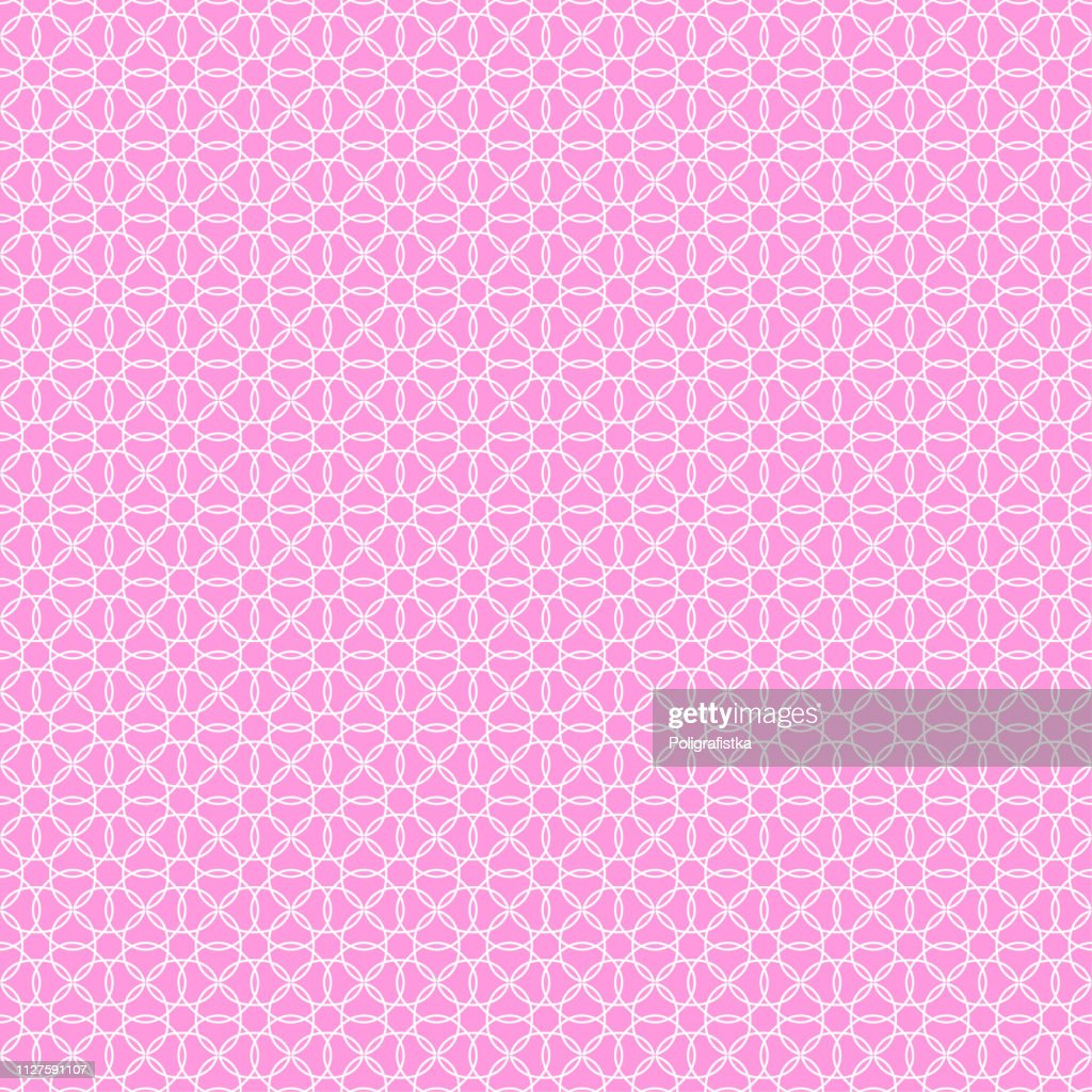Seamless Abstract Background Pattern Purple Wallpaper Vector