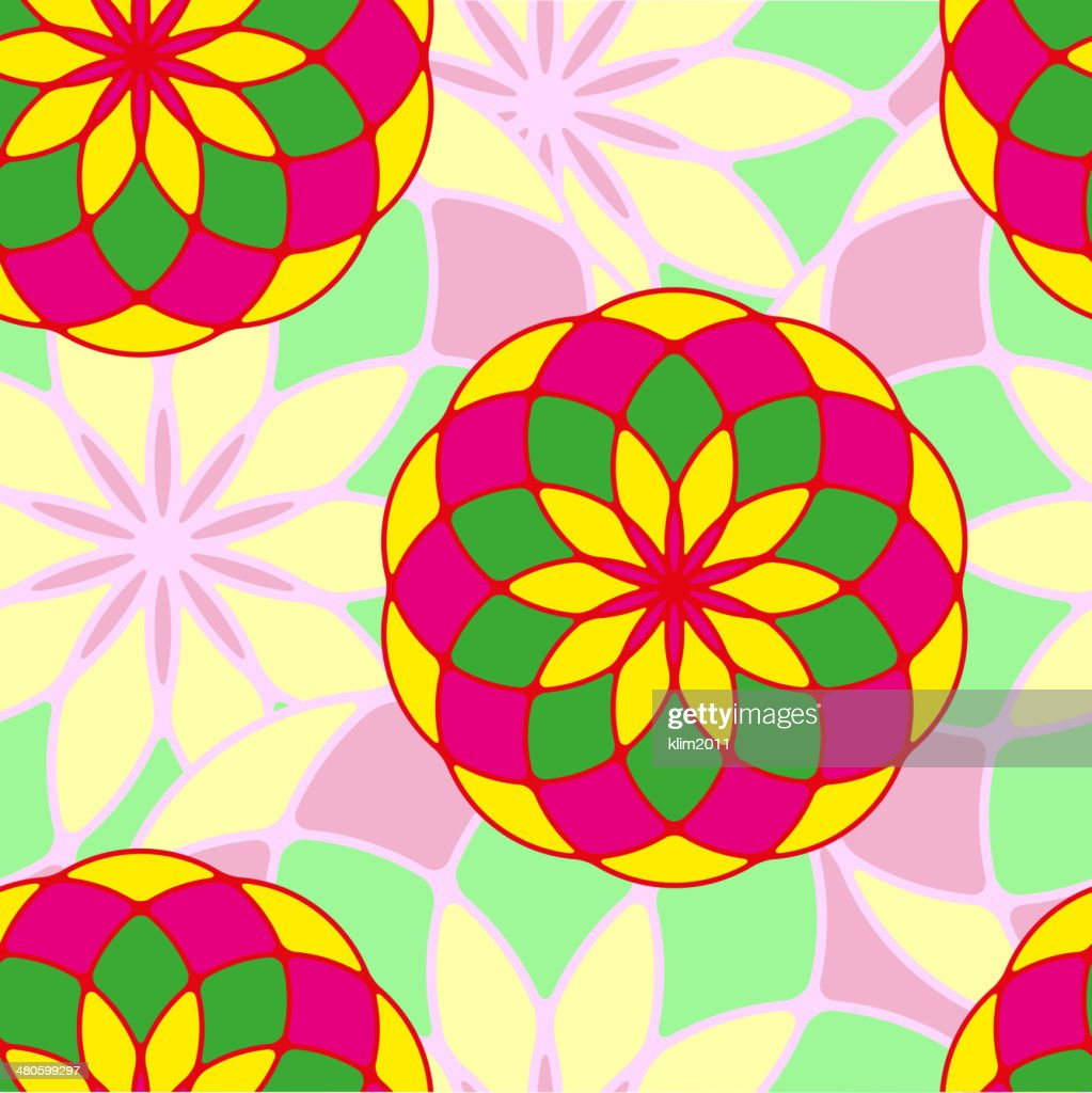 seamless abstract background : Vector Art
