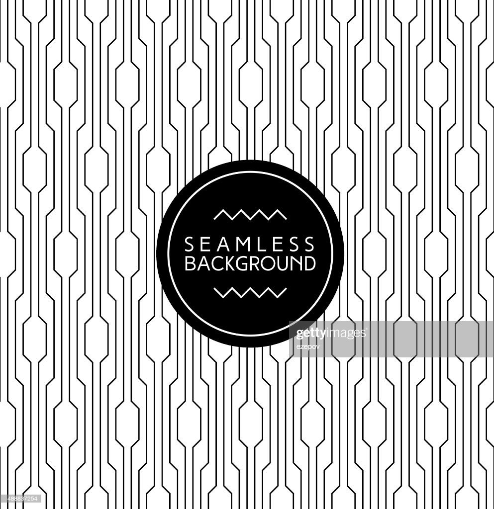 seamless art deco wallpaper