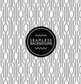 seamless art deco wallpaper
