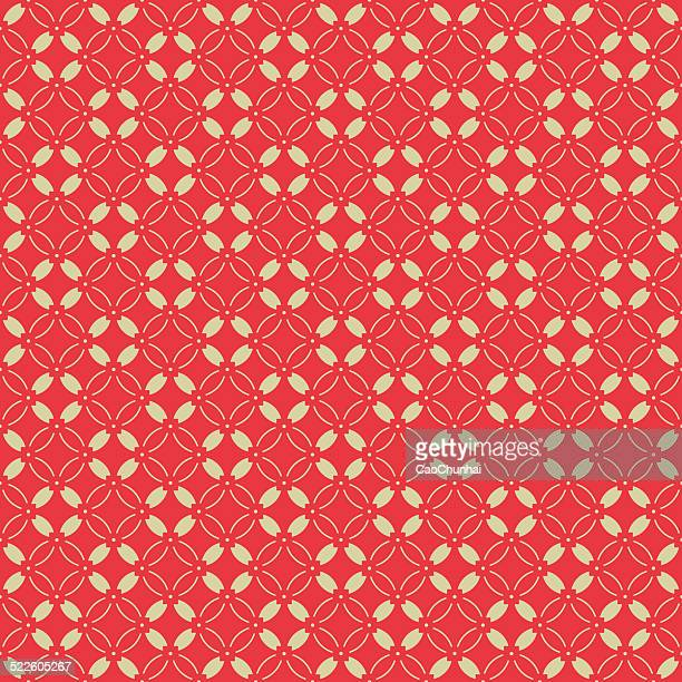 seamless backgrounds(fabric texture) - christmas cash stock illustrations
