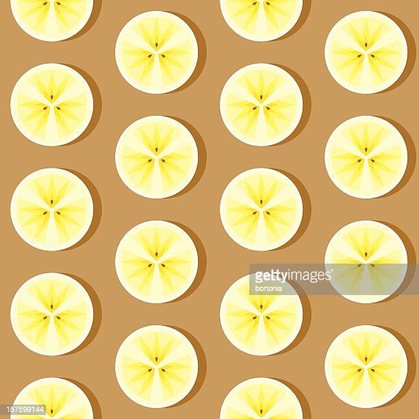 seamless banana pattern - banana stock illustrations, clip art, cartoons, & icons