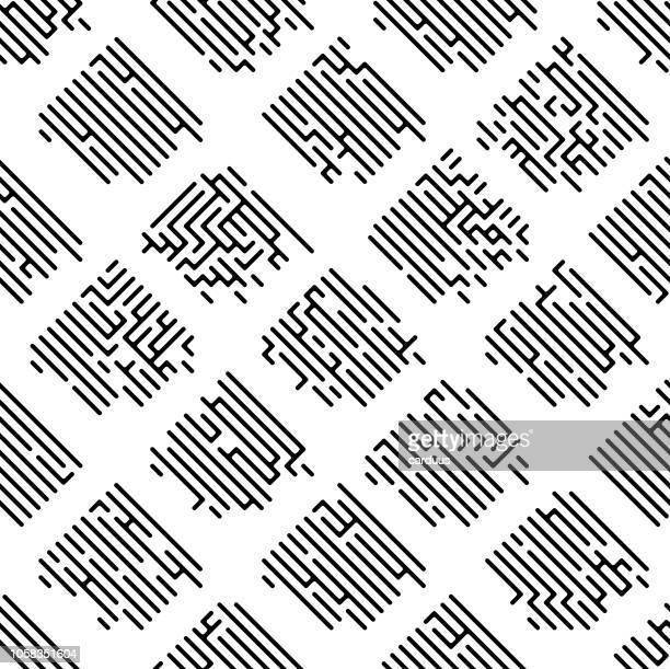 illustrations, cliparts, dessins animés et icônes de modèle sans couture hiéroglyphe noir et blanc - hiéroglyphe