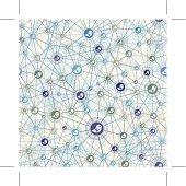 seamless blue bird network wallpaper