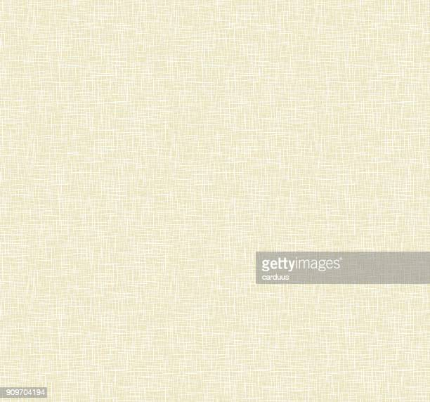 illustrazioni stock, clip art, cartoni animati e icone di tendenza di seamless  canvas textured  background - beige