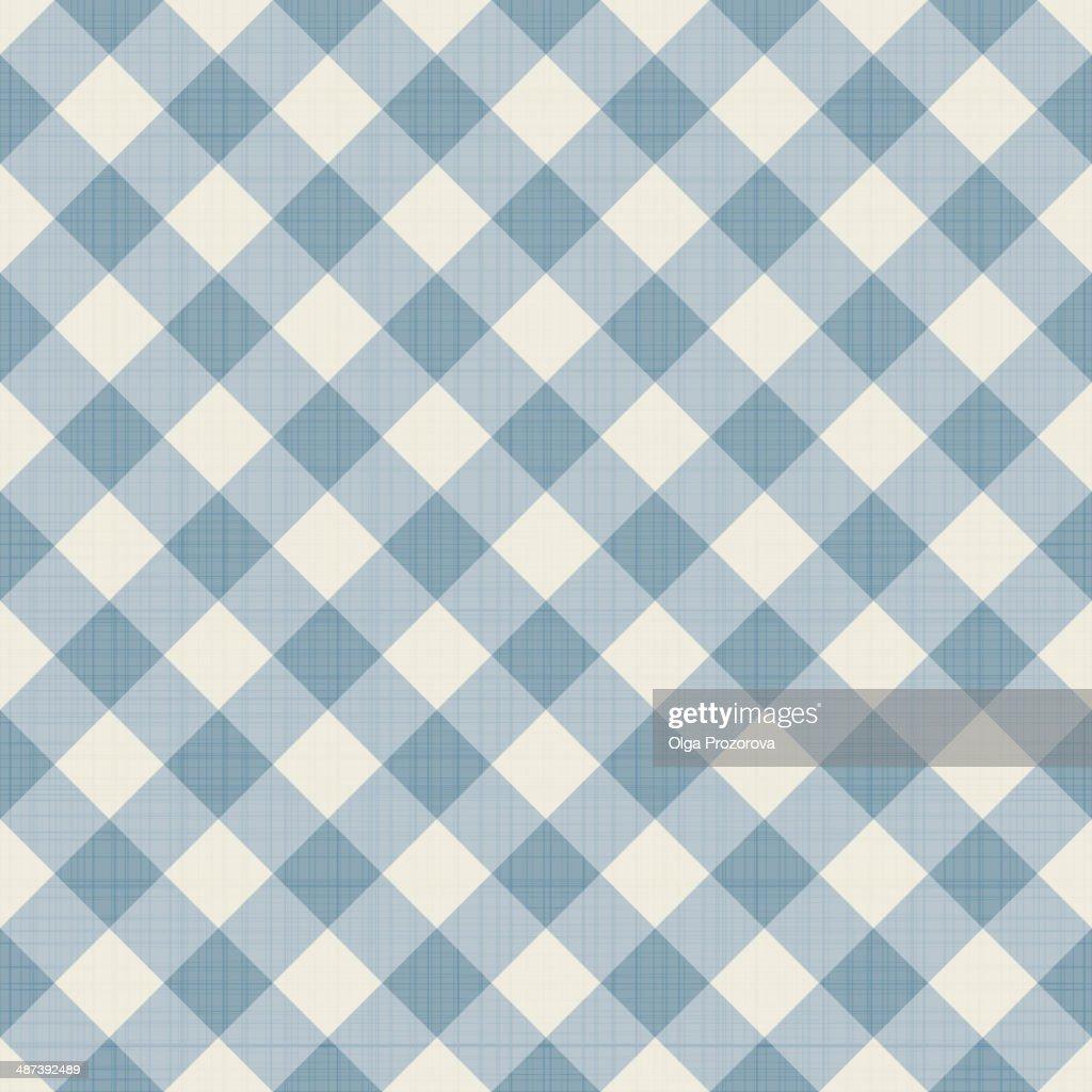 Seamless checkered background